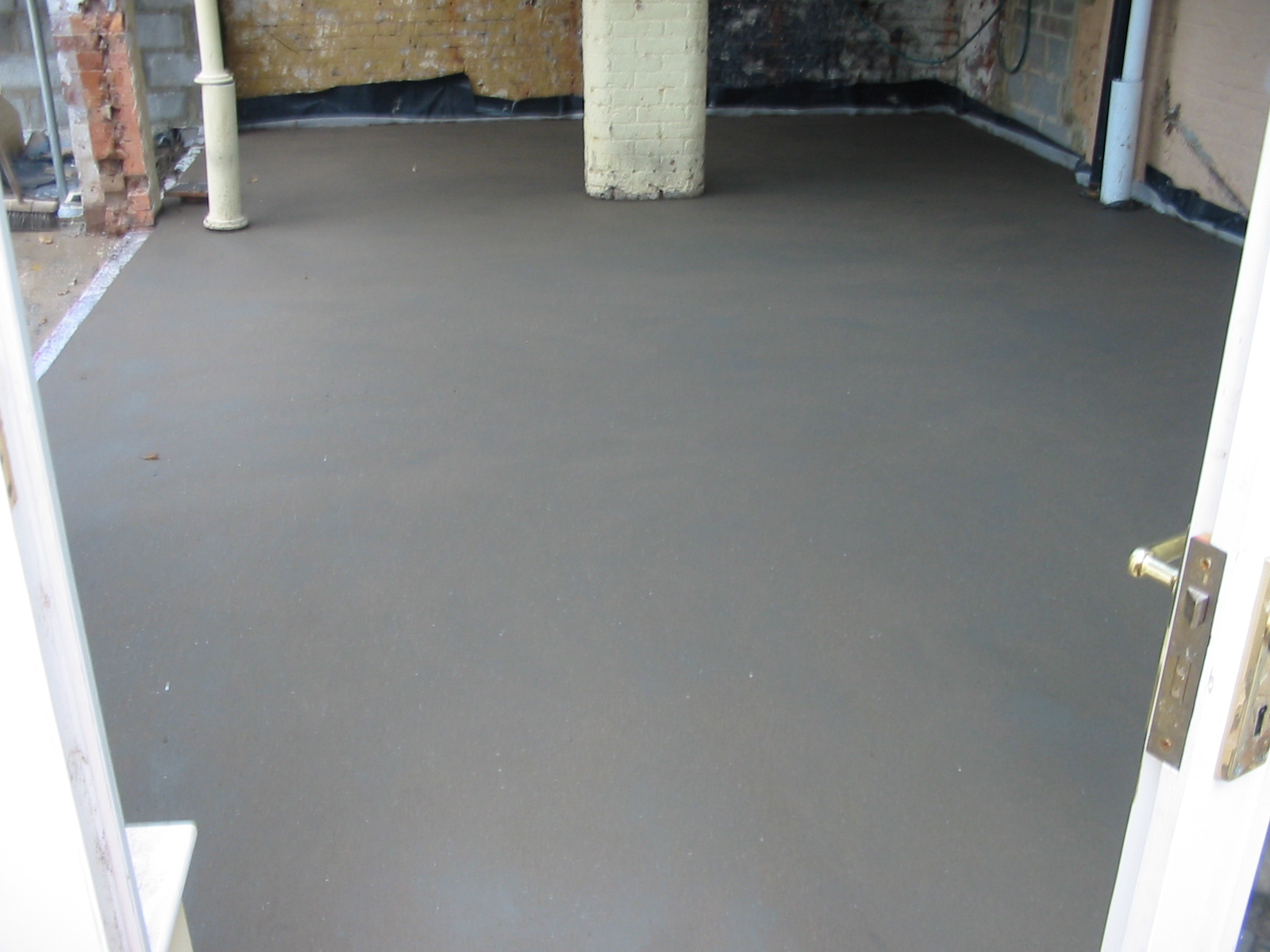 Diy Screed Bathroom Floor : Gerrits vloeren hardenberg zandcement egaliseren